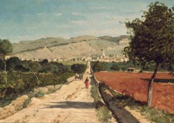 Description : landscape-in-provence-paul-camille-guigou.jpg