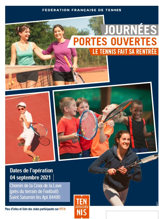 Portes Ouvertes Tennis